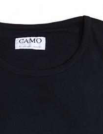 T-shirt Camo Dr. Fager colore navy prezzo