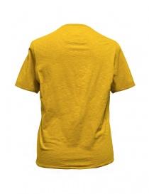 T-shirt Camo Dr. Fager colore ocra
