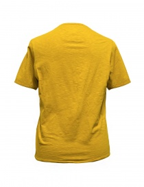 T-shirt Camo Dr. Fager colore ocra acquista online