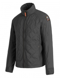 Parajumpers Theo asphalt grey jacket