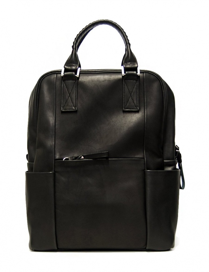 Cornelian Taurus by Daisuke Iwanaga black leather backpack 18SSCR010-BLACK bags online shopping