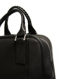 Cornelian Taurus by Daisuke Iwanaga black leather backpack bags buy online