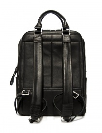 Cornelian Taurus by Daisuke Iwanaga black leather backpack price