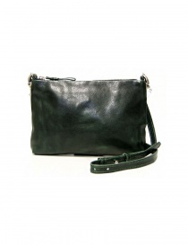 Cornelian Taurus by Daisuke Iwanaga green leather bag online