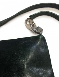 Cornelian Taurus by Daisuke Iwanaga green leather bag price