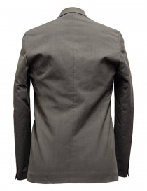 Label Under Construction Formal grey jacket buy online