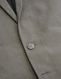 Label Under Construction Formal grey blazer price