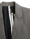 Label Under Construction Formal grey blazer 31FMJC96-CO198B-31M buy online