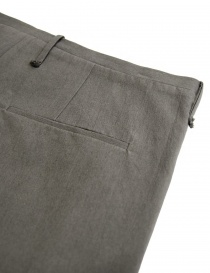 Label Under Construction One Cut grey trousers mens trousers buy online
