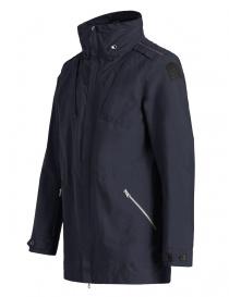 Parajumpers Inasa blue black parka jacket buy online