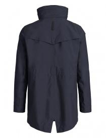Parajumpers Inasa blue black parka jacket price