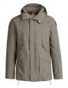 Parajumpers Ryan grey green jacket buy online PM JCK AW03 RYAN 758-G