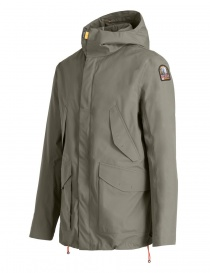 Parajumpers Ryan grey green jacket