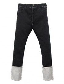 Jeans uomo online: Pantalone denim Carol Christian Poell JM2625 In-Between