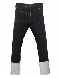 Pantalone denim Carol Christian Poell JM2625 In-Between