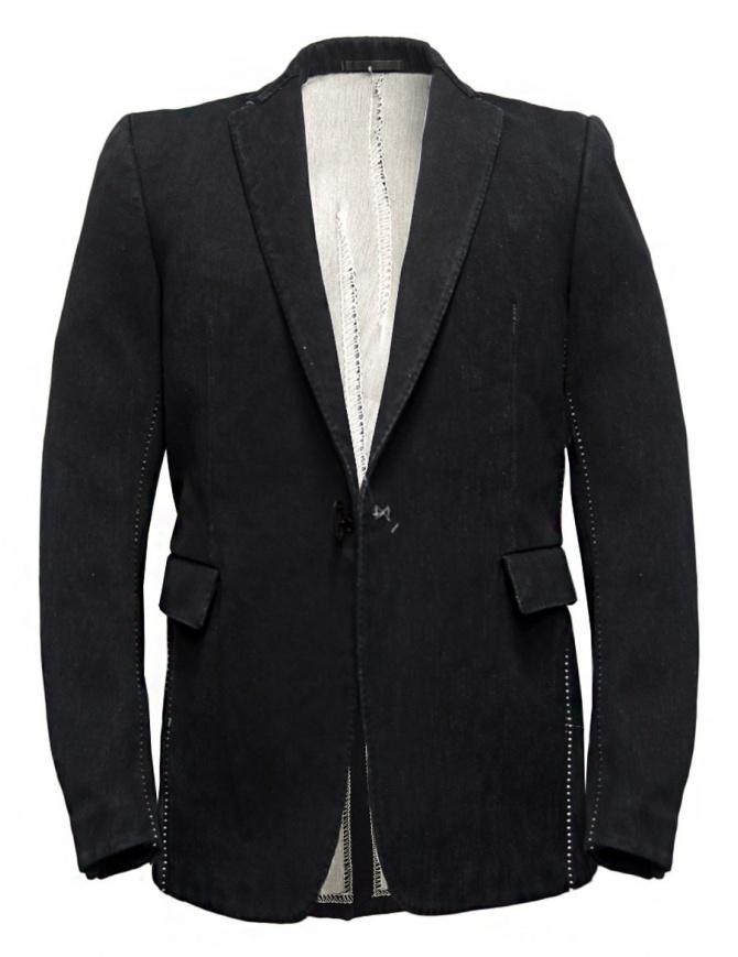 Giacca denim Carol Christian Poell JM2621 In-Between JM-2621-IN-KIT-BW-101 giacche uomo online shopping