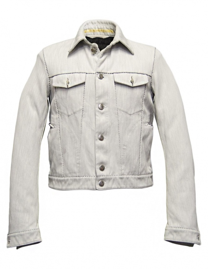 Carol Christian Poell JM/2568 In-Between denim short jacket JM/2568-IN-KIT-BW/110 mens jackets online shopping