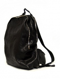 Guidi G4 horse leather backpack