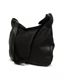Guidi Q20 black leather bag