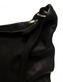 Borsa Guidi Q20 in pelle nera borse acquista online