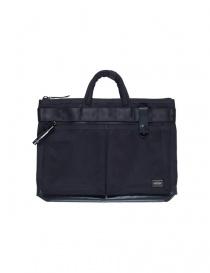Porter bag with short handles