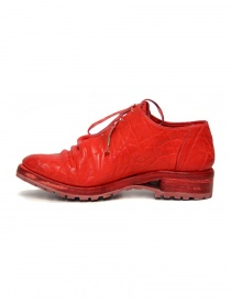 Scarpa Carol Christian Poell in pelle rossa acquista online