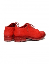 Carol Christian Poell red leather shoes price