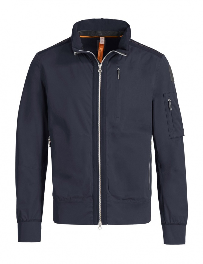 Parajumpers Tsuge blue jacket PM JCK KS01 TSUGE 560 mens jackets online shopping