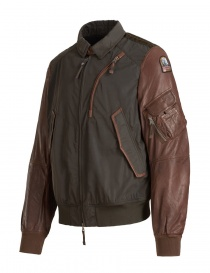 Parajumpers Sergeant bush green jacket