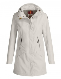 Womens jackets online: Parajumpers Rachel chalk jacket