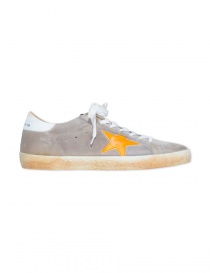 Sneaker Golden Goose Superstar colore light grey prezzo