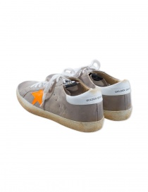 Sneaker Golden Goose Superstar colore light grey acquista online