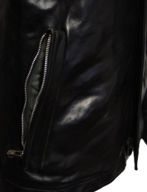 Carol Christian Poell LM/2599 CORS-PTC/010 black jacket price