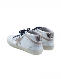 Golden Goose Mid Star Rose Edt sneakers