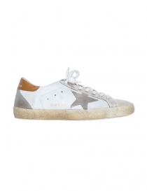 White Golden Goose Superstar Sneakers price