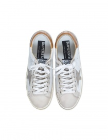 Golden Goose Superstar Sneakers bianche calzature uomo acquista online