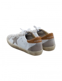 White Golden Goose Superstar Sneakers