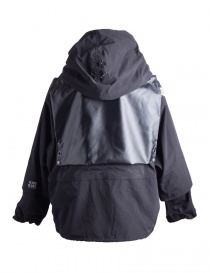 Kapital Kamakura Black and Grey Jacket buy online