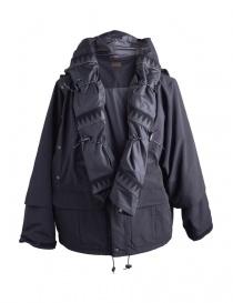 Giacca Kapital Kamakura nera e grigia cappotti uomo acquista online