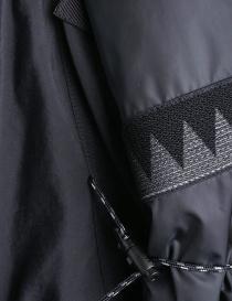 Kapital Kamakura Black and Grey Jacket mens coats price
