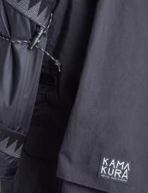 Giacca Kapital Kamakura nera e grigia acquista online prezzo