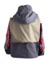 Giacca Kapital Kamakura Nera e Rossashop online cappotti uomo