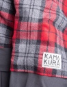 Giacca Kapital Kamakura Nera e Rossa prezzo K1711LJ216 RED PARKAshop online