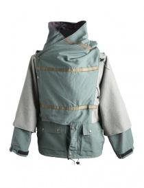 Mens coats online: Kapital Kamakura Khaki Jacket