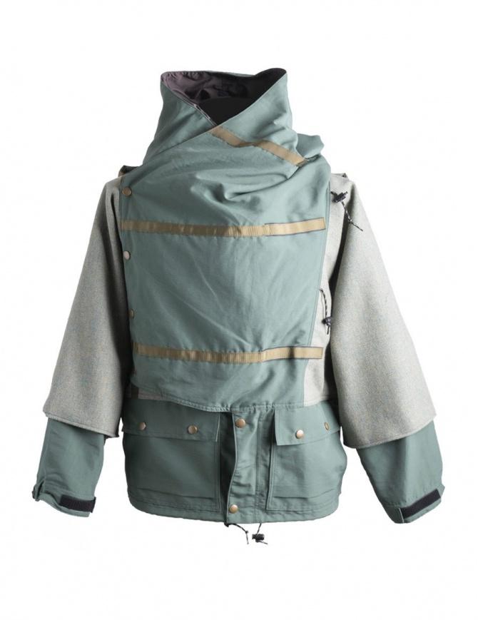 Kapital Kamakura Khaki Jacket K1711LJ215 KHAKI PARKA mens coats online shopping