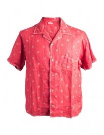 Camicia Rossa Kapital K1506SS190 K1506SS190 order online