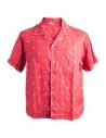 Kapital Red Shirt K1506SS190 buy online K1506SS190