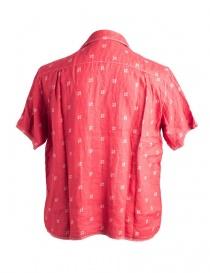 Camicia Rossa Kapital K1506SS190