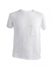 T shirt uomo online: Maglietta Bianca Kapital EK-442