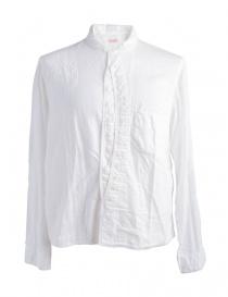 Camicia Bianca Kapital Maniche Lunghe K1509LS8 K1509LS8 order online